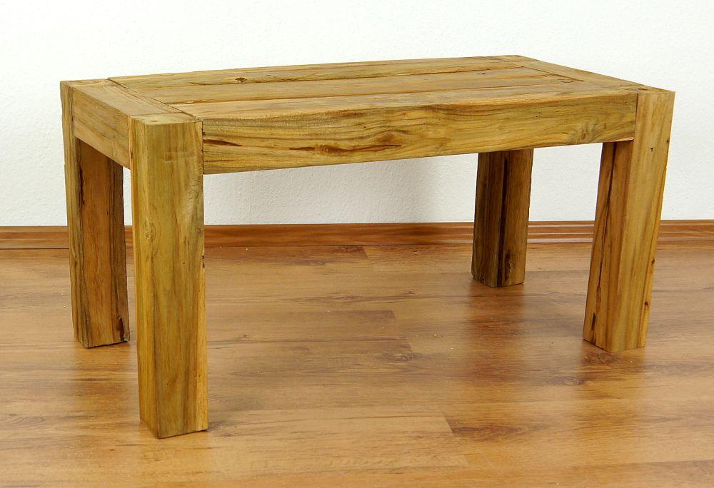 Java Tisch Aus Alt Recyceltem Teakholz Couchtisch Sofatisch Wohnzimmertisch