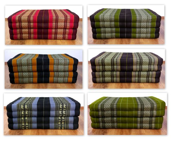 kapok klappmatratze g stematratze faltbar klappbar natur faltmatratze ko asia ebay. Black Bedroom Furniture Sets. Home Design Ideas