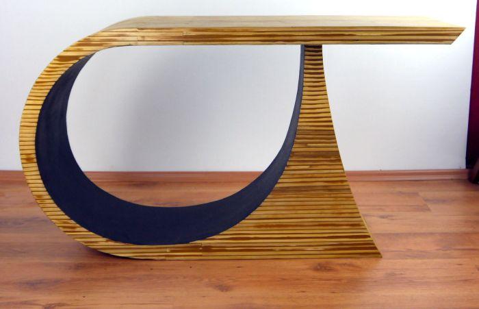 designer raumteiler aus bambus echte handarbeit podest. Black Bedroom Furniture Sets. Home Design Ideas
