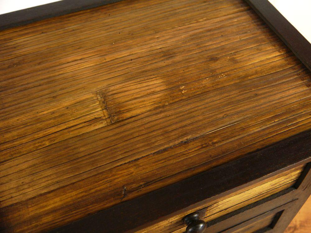 bambus kommode 3 schubladen nachtschrank asiatische m bel. Black Bedroom Furniture Sets. Home Design Ideas