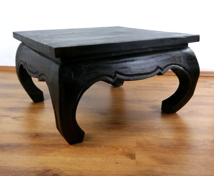 Massivholz Opiumtisch Beistelltisch Möbel Couchtisch