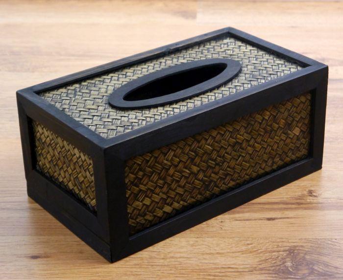 Kosmetiktücherbox Feuchttücherbox Tissuebox für Taschentücher Servietten