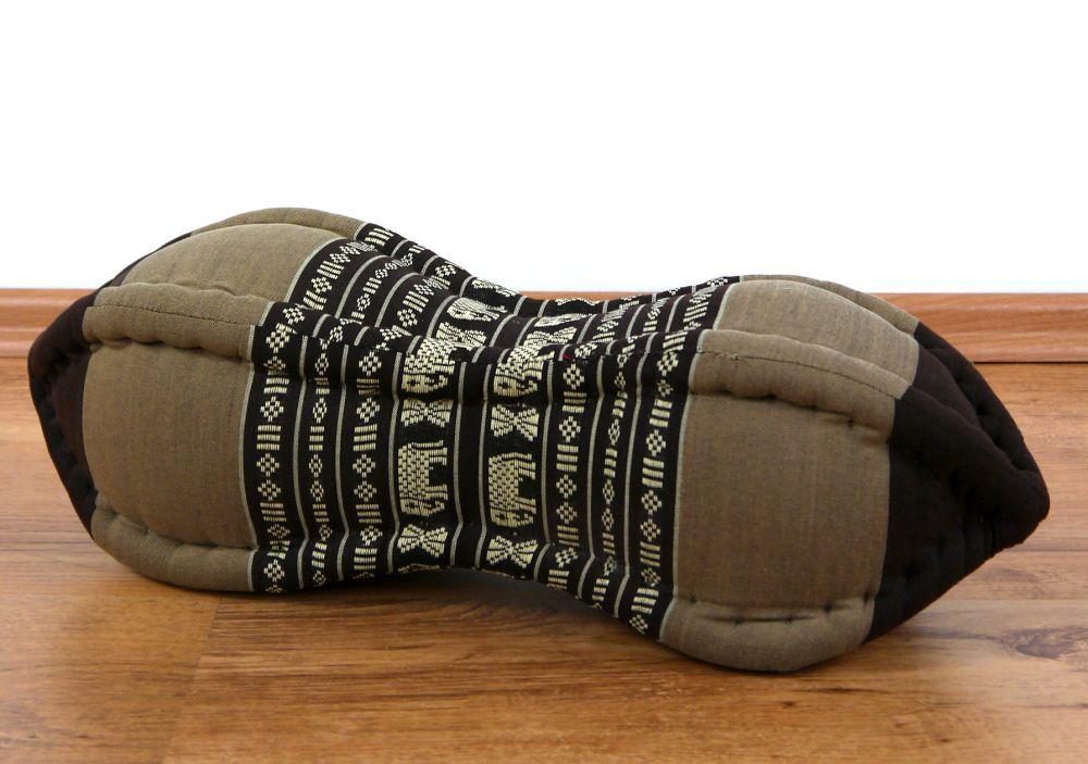 Thai Design Papaya Shape Comfort Neck Support firm Cushion Pillow